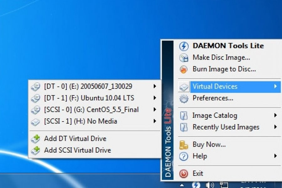 DAEMON Tools - Download for Windows
