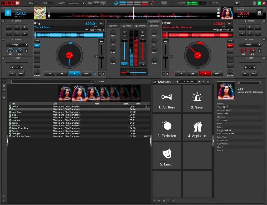 virtual dj 7 free download - Virtual WiFi Router, DJ Studio 7, Virtual DJ Mixer, and many more programs