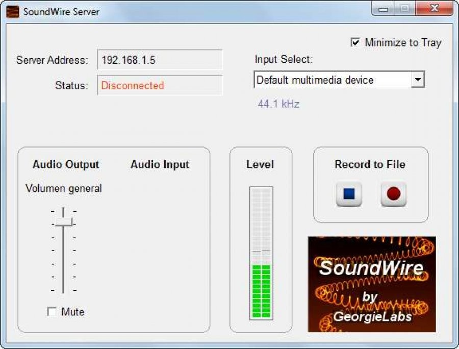SoundWire Server - Download for Windows