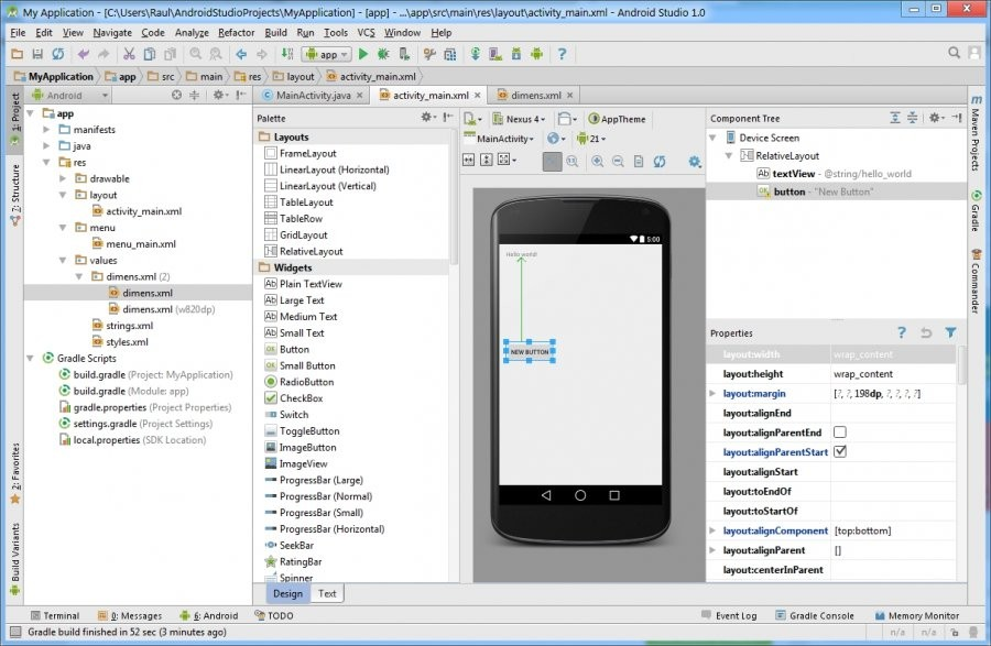 Android Studio - Download for Windows