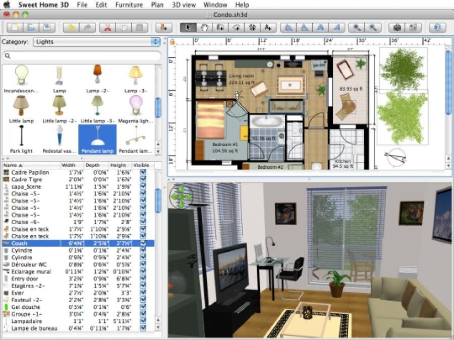 sweet home 3d download for windows. Black Bedroom Furniture Sets. Home Design Ideas