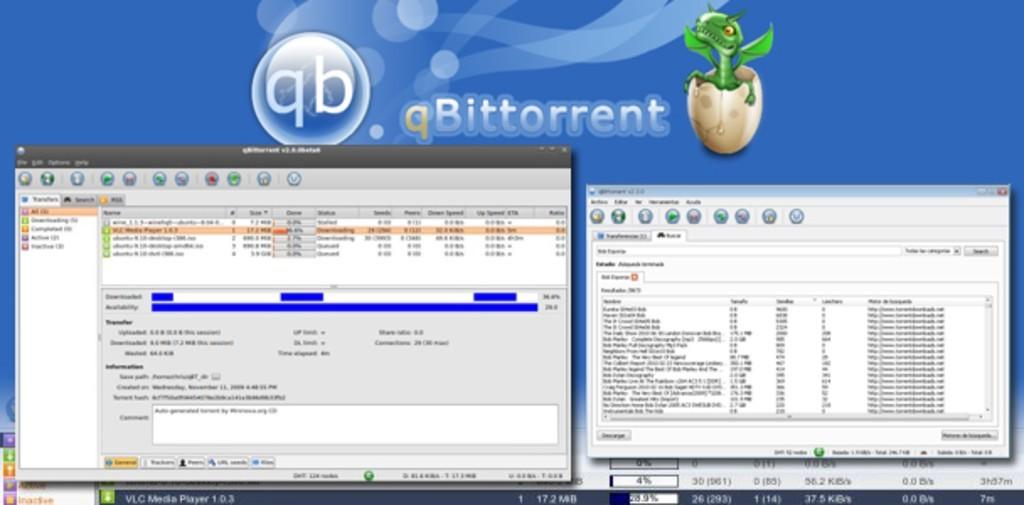 alternative to utorrent and bittorrent