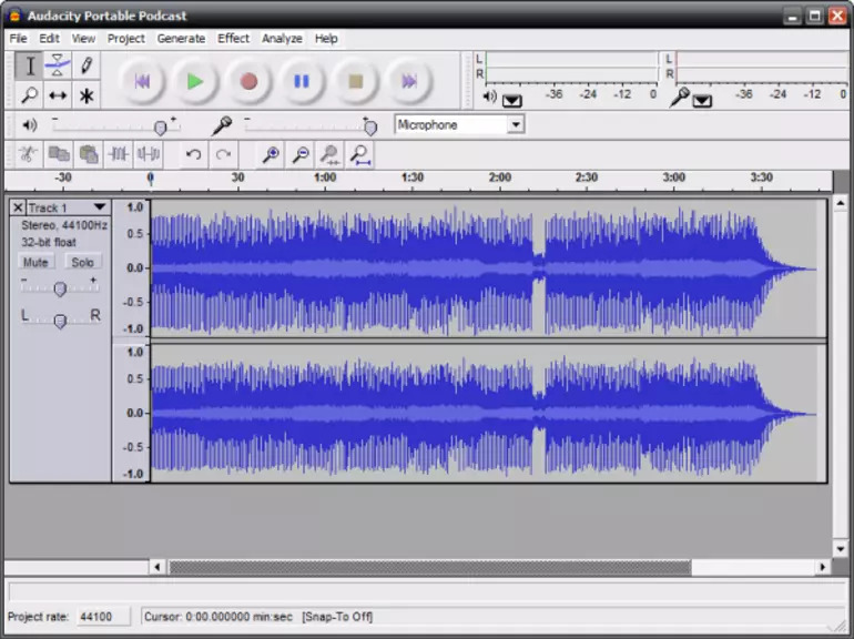 Audacity Portable - Download for Windows