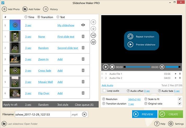 IceCream Slideshow Maker - Download for Windows
