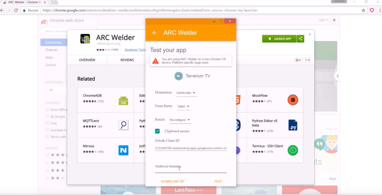 ARC Welder - Download for Windows