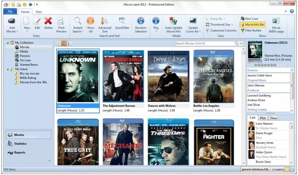 Movie Label - Download for Windows