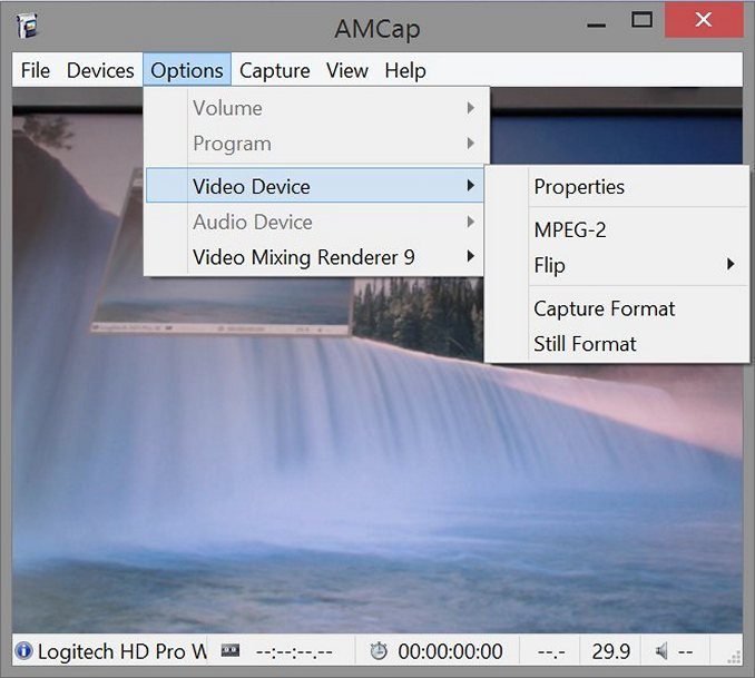 AMCap - Download for Windows