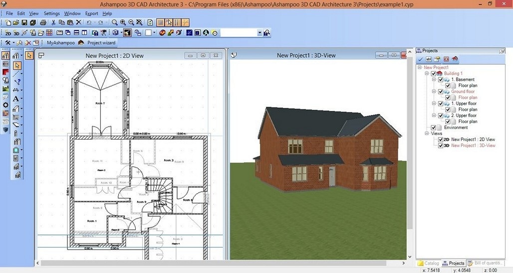 Ashampoo 3D CAD Architecture - Download for Windows