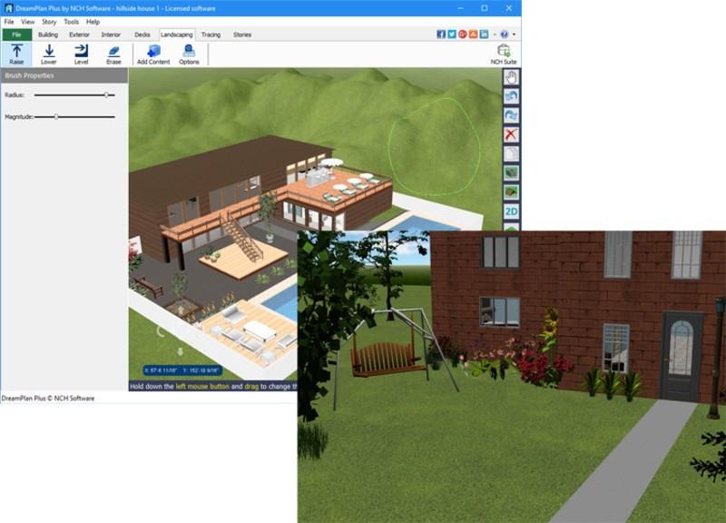 DreamPlan Garden, Landscape and Home Design - Download for ...
