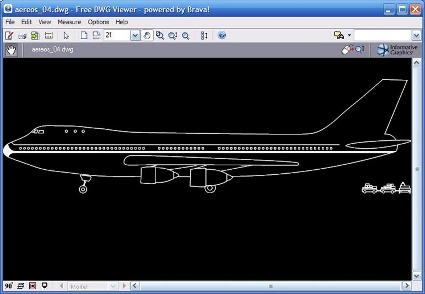 Free DWG Viewer - Download for Windows