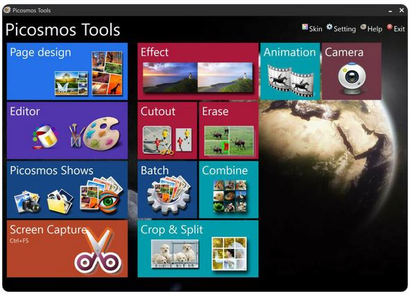 Picosmos Tools - Download for Windows