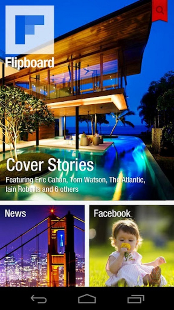 Flipboard - Old version for Android