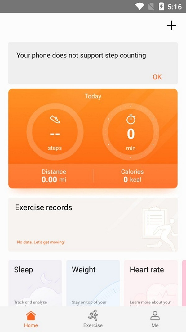 Huawei Health - Old version for Android