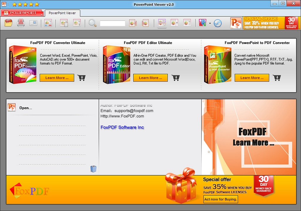 PowerPoint Viewer - Download for Windows - 333download com