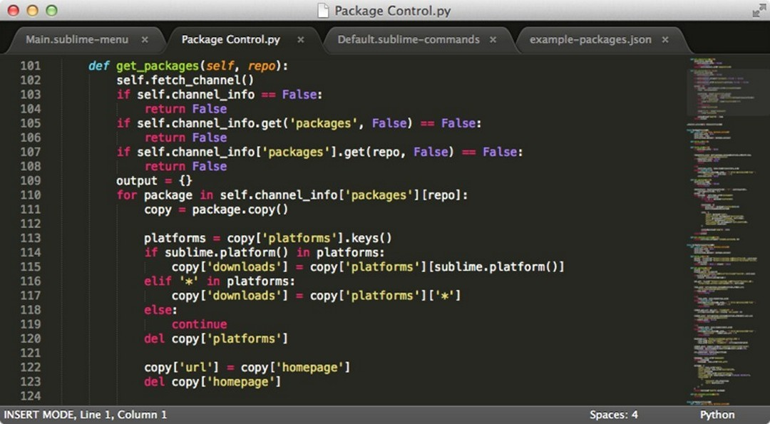 Sublime Text 2 - Download for Windows