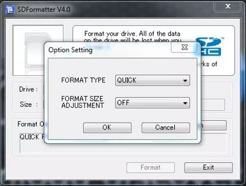 SD Card Formatter - Download for Windows
