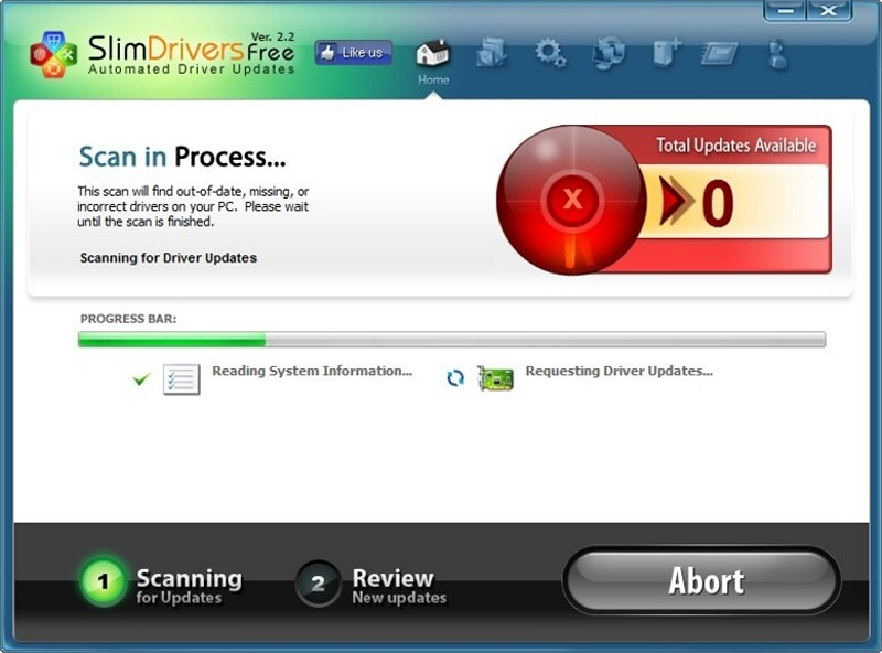 SlimDrivers - Download for Windows