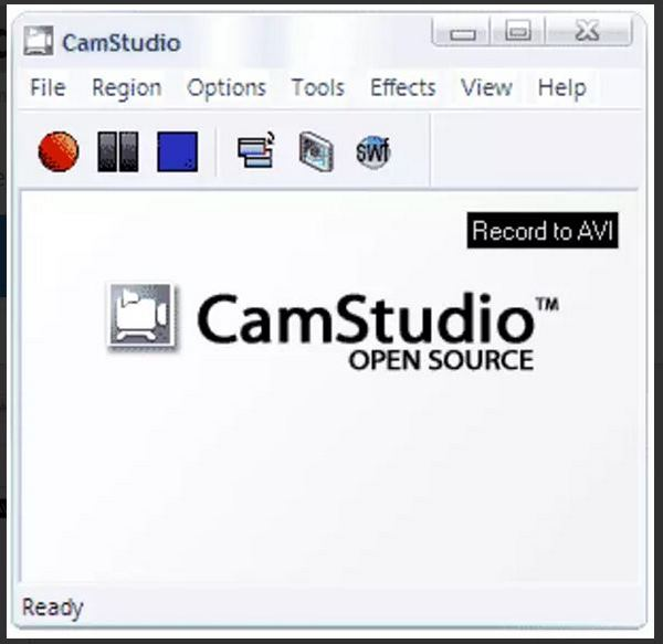 CamStudio - Download for Windows