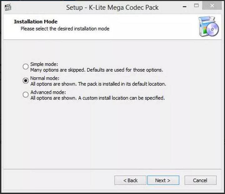 K-Lite Codec Pack Full - Download for Windows