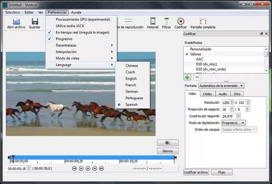 Shotcut - Download for Windows