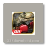 Dinosaurs Free Fighting Game - Old version for Android