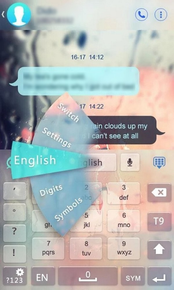 GO Keyboard - Old version for Android