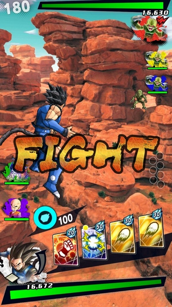 Dragon Ball Legends - Old version for Android