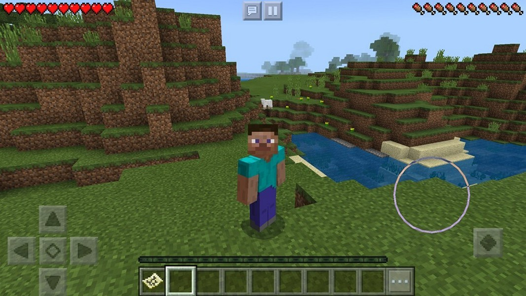 Minecraft Trial - Old version for Android
