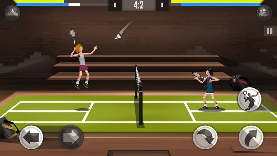 Badminton League - Download for Android